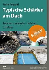 Typische Schäden am Dach, 3. Auflage - erkennen...