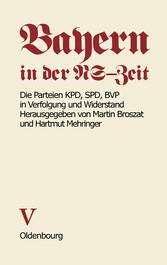 Die Parteien KPD, SPD, BVP in Verfolgung und Wi...