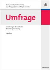 Umfrage - Einführung in die Methoden der Umfrag...