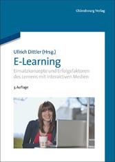 E-Learning - Einsatzkonzepte und Erfolgsfaktore...