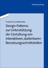 Design-Patterns zur Unterstützung der Gestaltun...