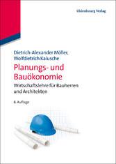 Planungs- und Bauökonomie - Wirtschaftslehre fü...