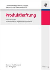 Produkthaftung - Kompaktwissen für Betriebswirt...