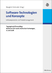 Tagungsband STeP 2008 - Konferenz für Software-...
