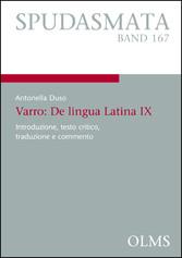 Varro: De lingua Latina IX - Introduzione, test...