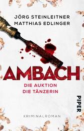 Ambach - Die Auktion / Die Tänzerin - Kriminalr...