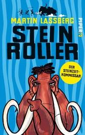 Steinroller - Der Steinzeit-Kommissar