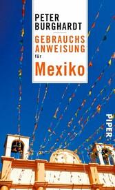 Gebrauchsanweisung für Mexiko