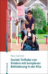 Soziale Teilhabe von Kindern mit komplexer Behi...