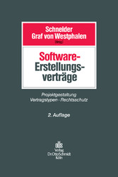 Software-Erstellungsverträge