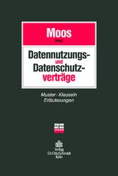 Datennutzungs- und Datenschutzverträge - Muster...
