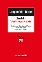 GmbH-Vertragspraxis - Gestaltung, Beratung, Mus...