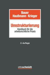 Umstrukturierung - Handbuch für die arbeitsrech...