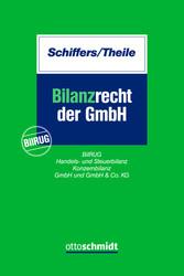 Bilanzrecht der GmbH - BilRUG, Handels- und Ste...