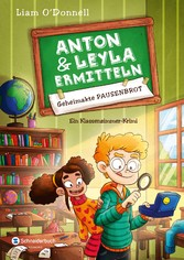 Anton und Leyla ermitteln, Band 01 - Geheimakte...