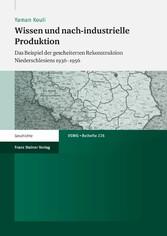 Wissen und nach-industrielle Produktion - Das B...