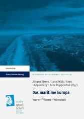 Das maritime Europa - Werte - Wissen - Wirtschaft