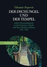 Der Dschungel und der Tempel - Indien-Konstrukt...