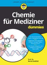 Chemie Fur Mediziner Fur Dummies Mit Leseprobe Von Bernd Goldfuß