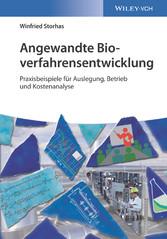 Angewandte Bioverfahrensentwicklung - Praxisbei...