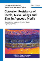 Corrosion Resistance of Steels, Nickel Alloys, ...