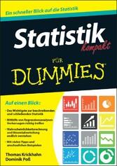 Statistik kompakt für Dummies