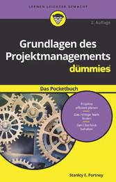 Grundlagen des Projektmanagements für Dummies D...