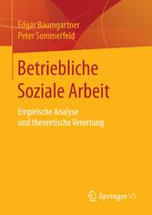 Betriebliche Soziale Arbeit - Empirische Analys...