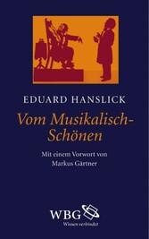Vom Musikalisch-Schönen - Ein Beitrag zur Revis...