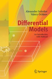 Differential Models - An Introduction with Mathcad