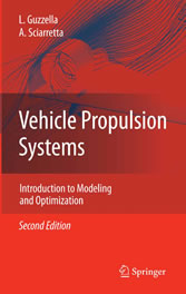 Vehicle Propulsion Systems - Introduction to Modeling and Optimization