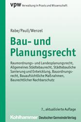 Bau- und Planungsrecht - Raumordnungs- und Land...