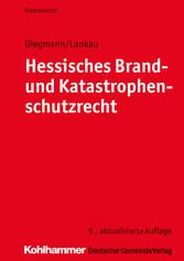 Hessisches Brand- und Katastrophenschutzrecht -...