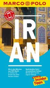 MARCO POLO Reiseführer Iran - Reisen mit Inside...