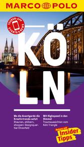 MARCO POLO Reiseführer Köln - Reisen mit Inside...