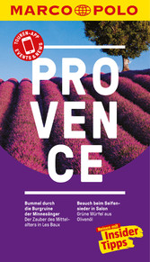 MARCO POLO Reiseführer Provence - Reisen mit In...