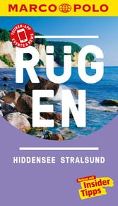MARCO POLO Reiseführer Rügen, Hiddensee, Strals...