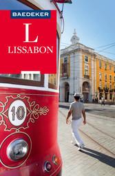 Baedeker Reiseführer Lissabon - mit GROSSEM CIT...