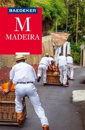 Baedeker Reiseführer Madeira - mit GROSSEM CITY...