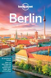 Lonely Planet Reiseführer Berlin - mit Downloads aller Karten
