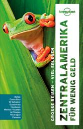 Lonely Planet Reiseführer Zentralamerika für we...
