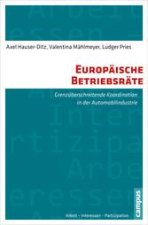 Europäische Betriebsräte - Grenzüberschreitende...