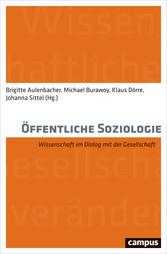 Öffentliche Soziologie - Wissenschaft im Dialog...