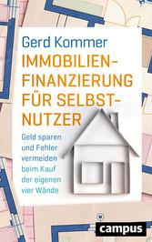 Immobilienfinanzierung für Selbstnutzer - Geld ...