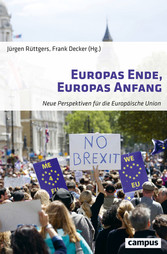 Europas Ende, Europas Anfang - Neue Perspektive...
