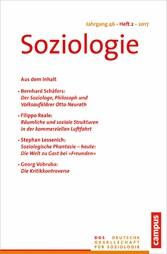 Soziologie Jg. 46 (2017) 2 - Forum der Deutsche...