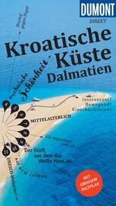 DuMont direkt Reiseführer Kroatische Küste, Dal...