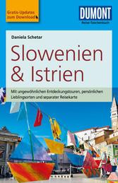 DuMont Reise-Taschenbuch Reiseführer Slowenien ...