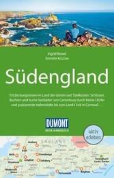 DuMont Reise-Handbuch Reiseführer Südengland