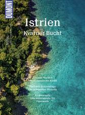 DuMont BILDATLAS Istrien, Kvarner Bucht - Blau ...